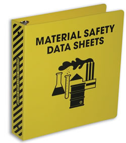 Picture of Automatic MSDS Finder / Online Data Retrieval