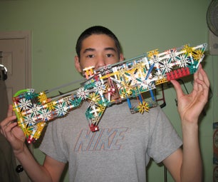 K'nex Light Rifle