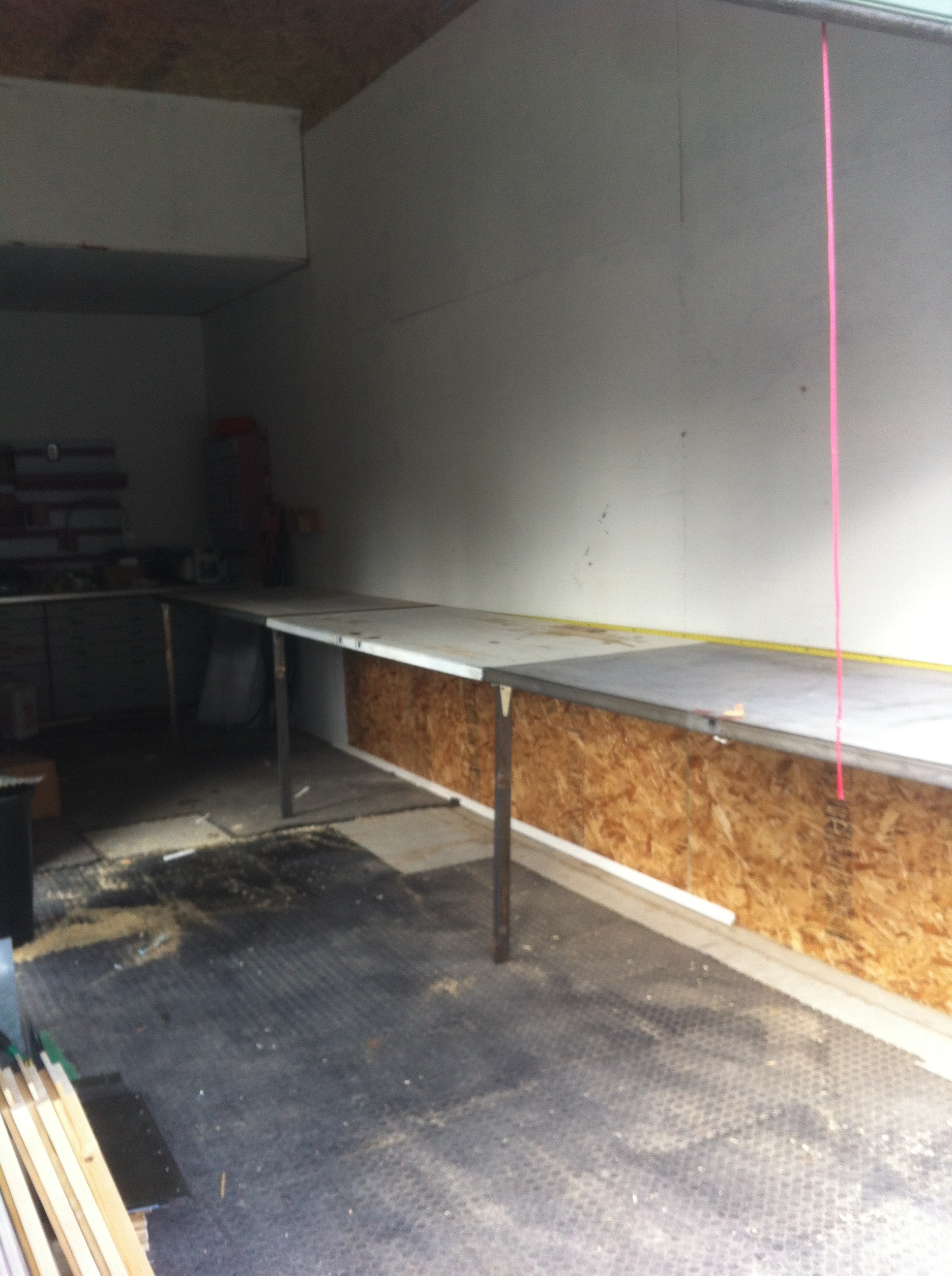 Picture of The Shop Setup