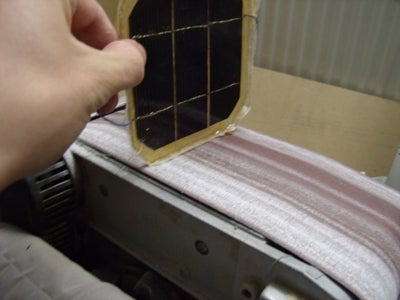 Custom Solar-panel: Final Touches.