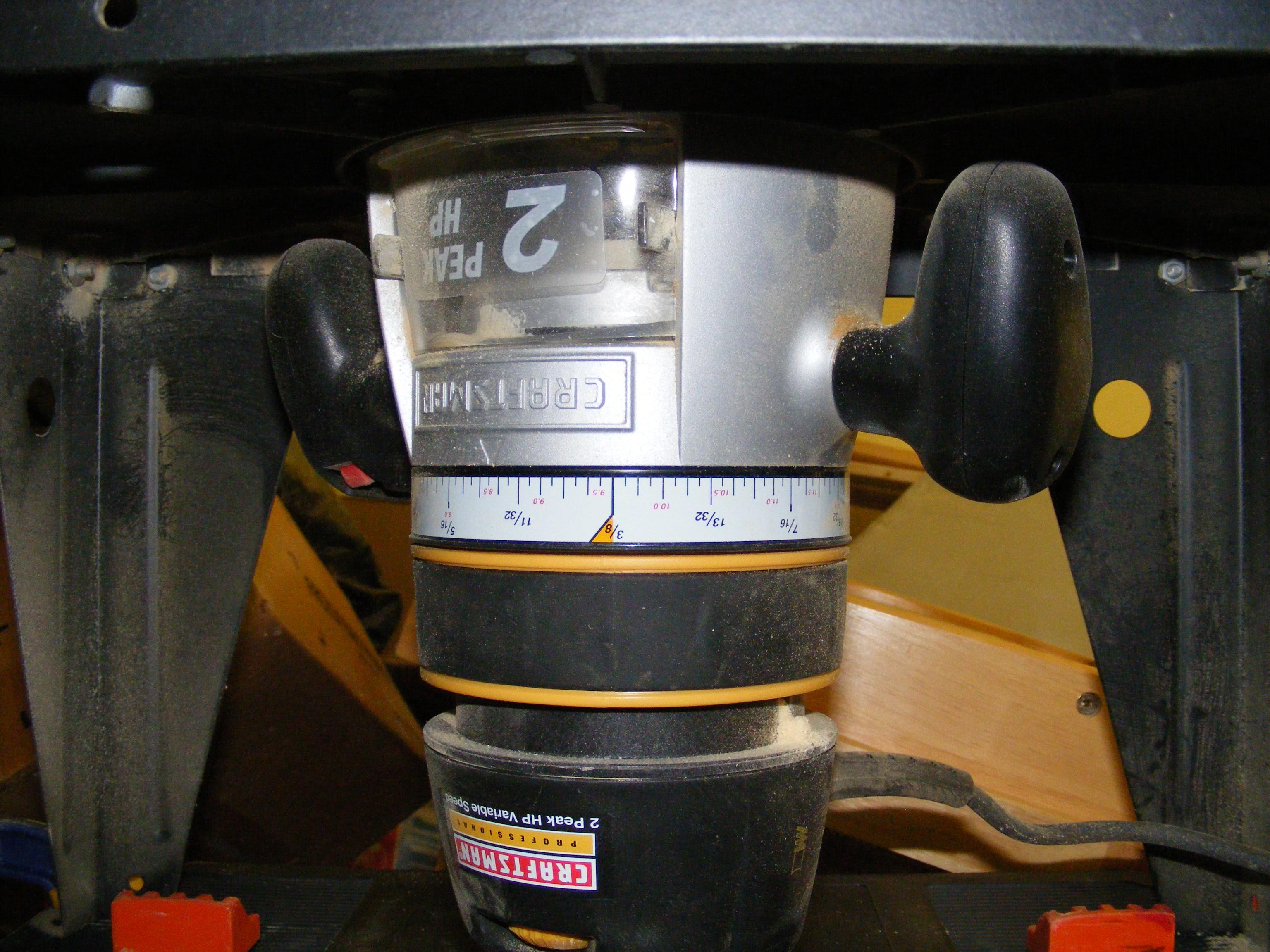 Picture of Upright Corner Rails