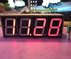 ESP8266 Wall Clock