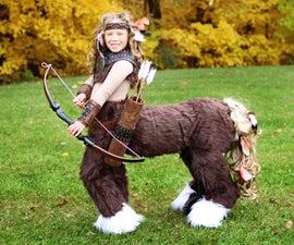 Creating a Walking Centaur