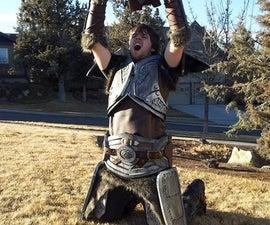 Building Skyrim Armor
