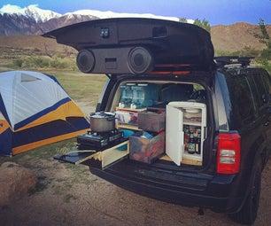The Ultimate Car Camping Setup