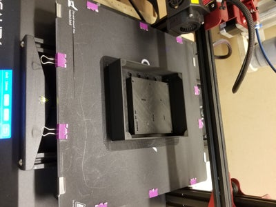Creality CR10S Pro Y Axis Stepper and Power Upgrade