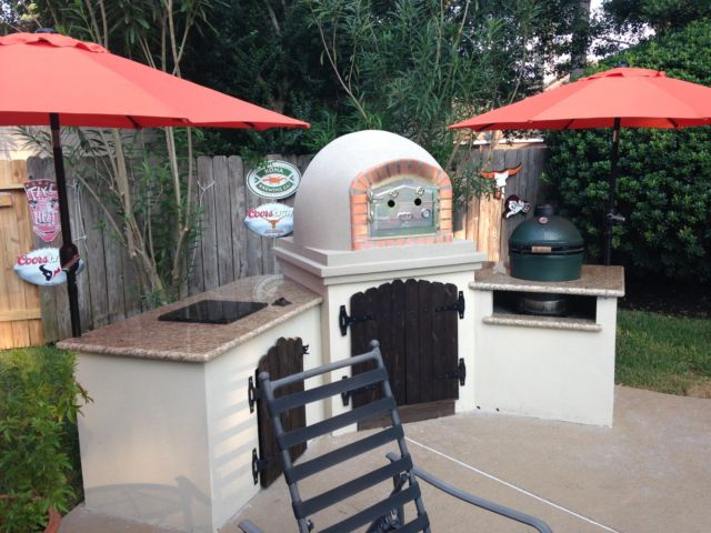 Picture of Wood Fired Pizza Ovens.