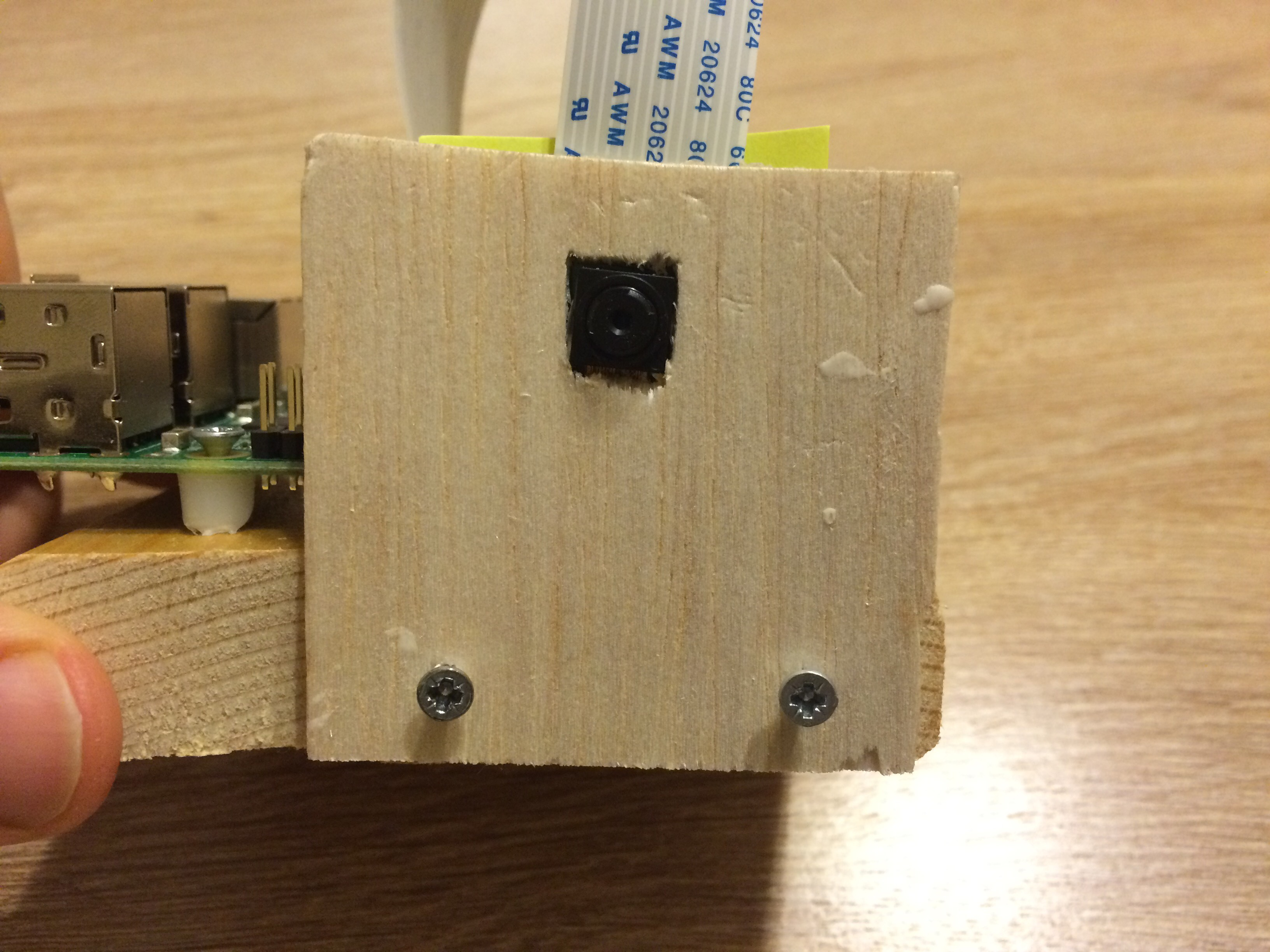 Picture of Camera Bracket