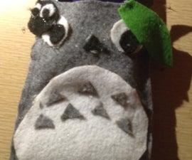Kawaii Totoro Device Case