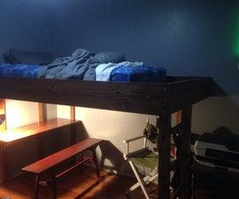 Loft Bed - DIY