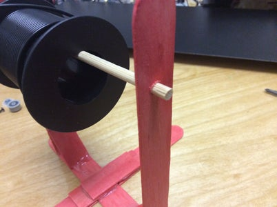 The Spool Holder