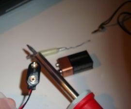 Mini electronic detonator