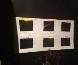 Smart Alarm: With Arduino and Velostat Sensors