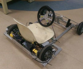 Mini Electric GoKart