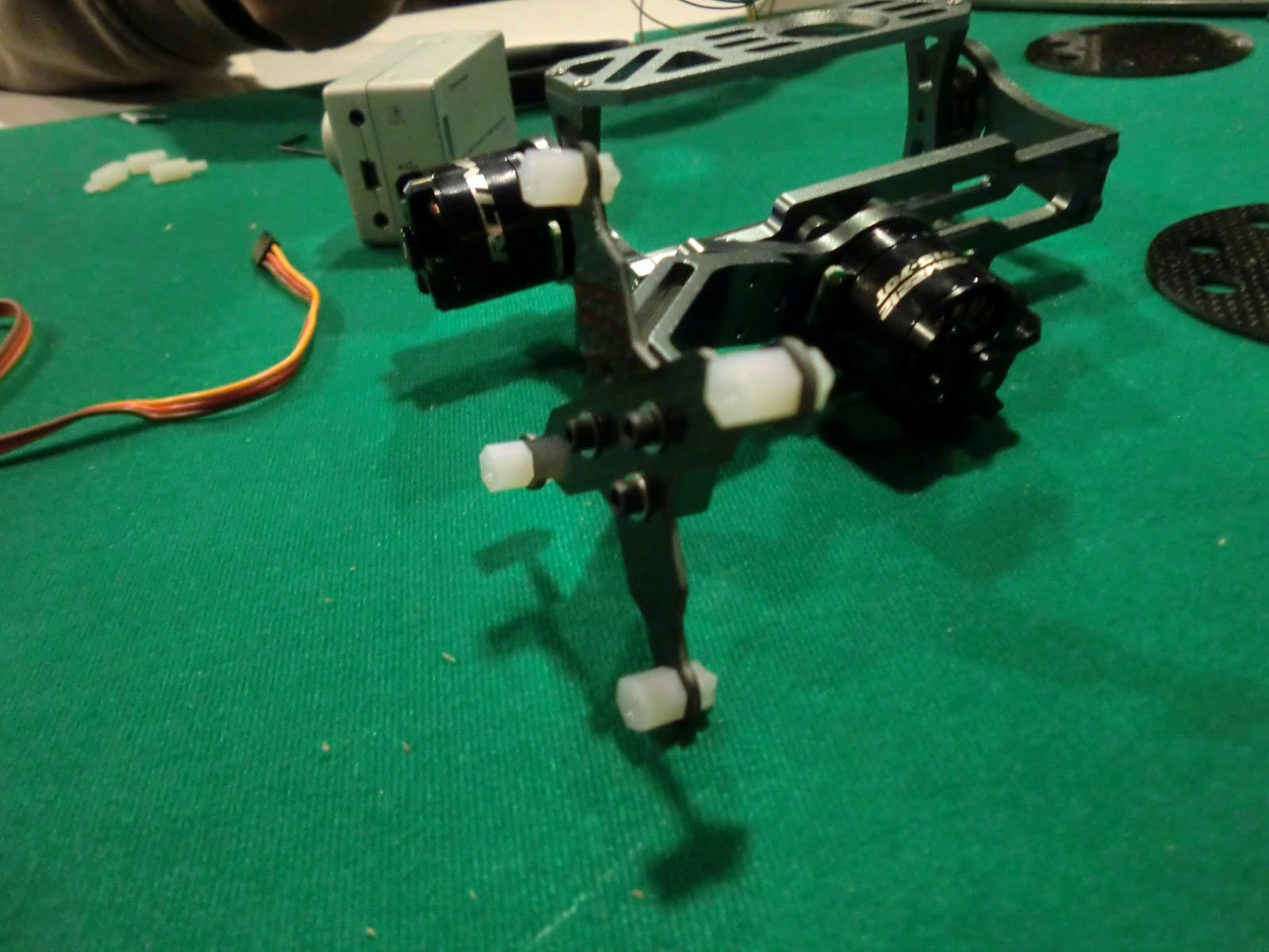 Picture of Build Mounting Arm