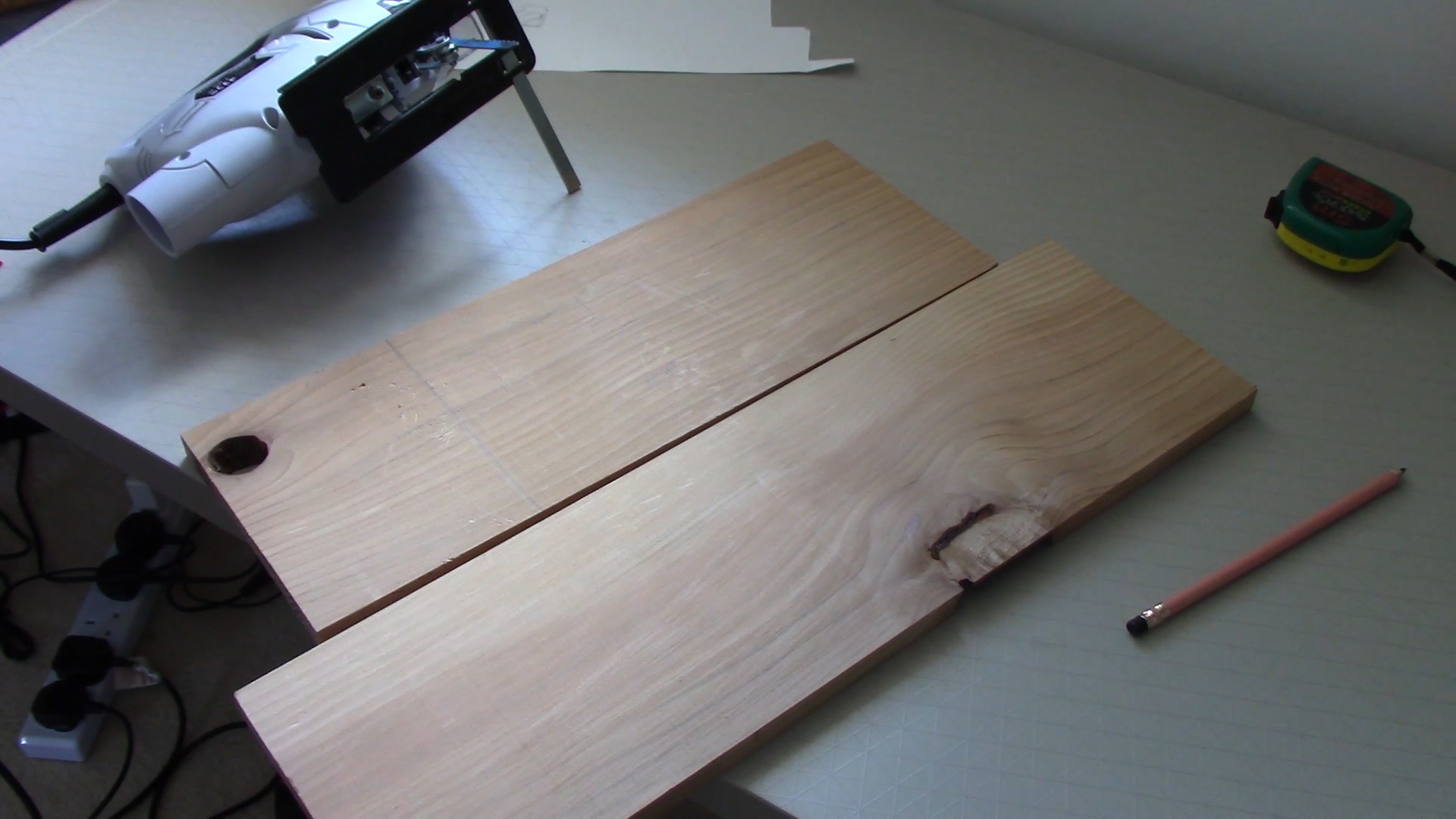 Picture of Cut Out the Wood