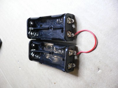 Picture of Prepare Battery Holders