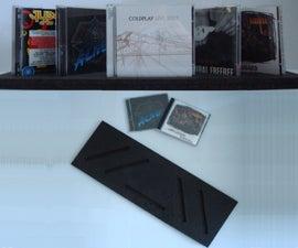 Ishelf - Apple coverflow inspired cd stand
