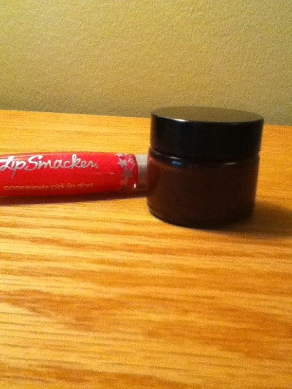 Reuse Lipgloss to Make Edible Lip Balm