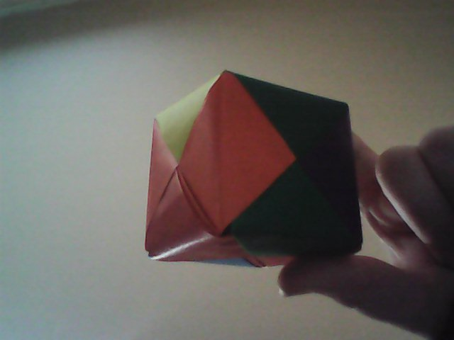 Picture of How to Make Origami Gift Box