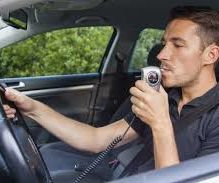 AUTOMOTIVE BREATHALYZER
