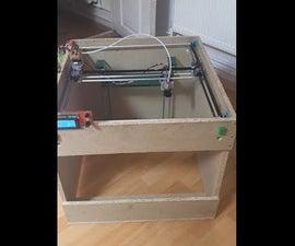 Large 3D Printer DIY