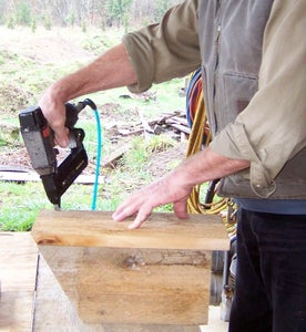 Drill and Assemble the Box: Sides, Back, Front