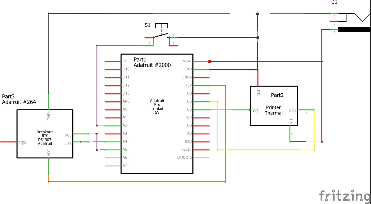 Picture of Step 2: Read and Understand the Circuit Diagram