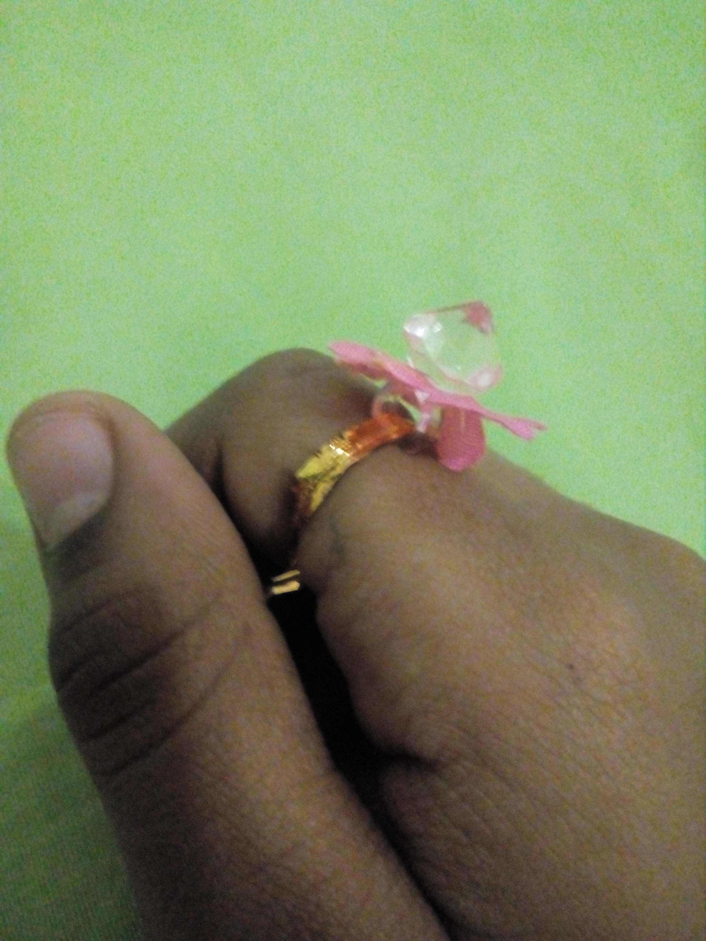 Picture of DIY Flower Ring