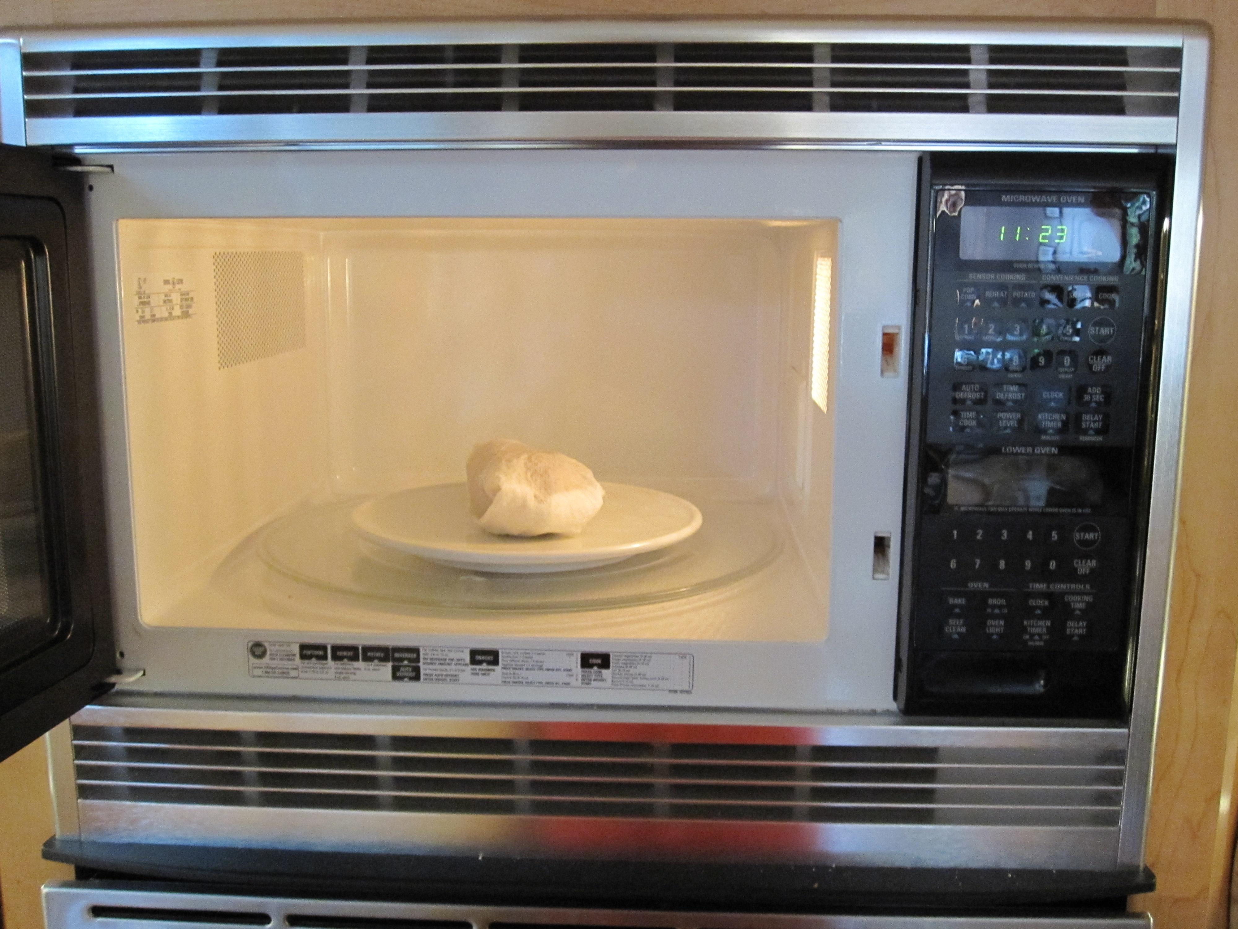 Picture of Preparing the Potato
