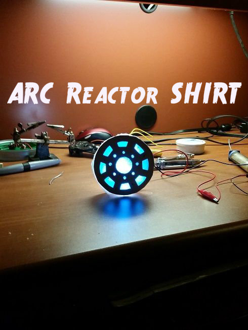 Picture of Arc Reactor Shirt