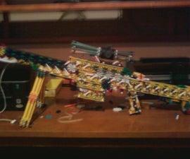 Knex bolt action sniper rifle