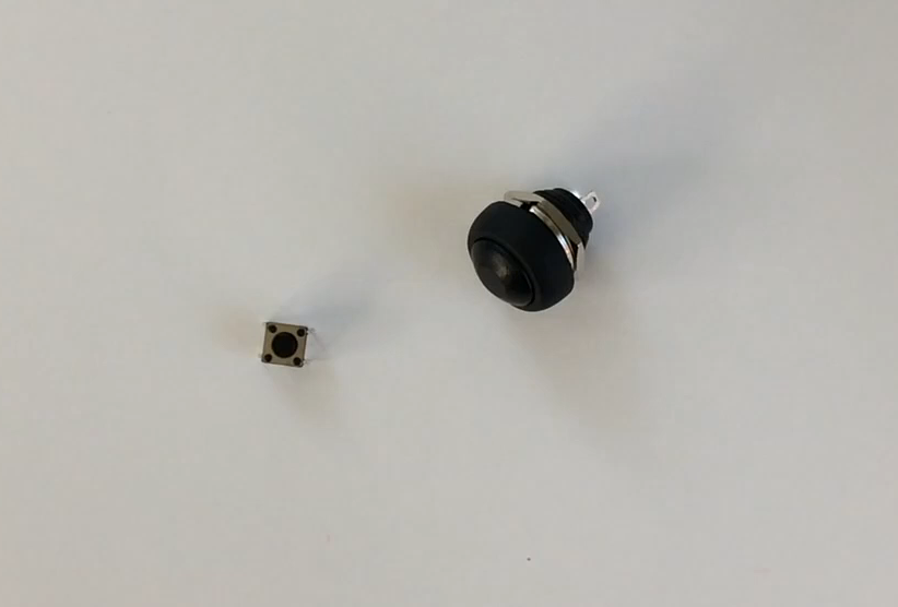 Picture of Push Buttons and Switches