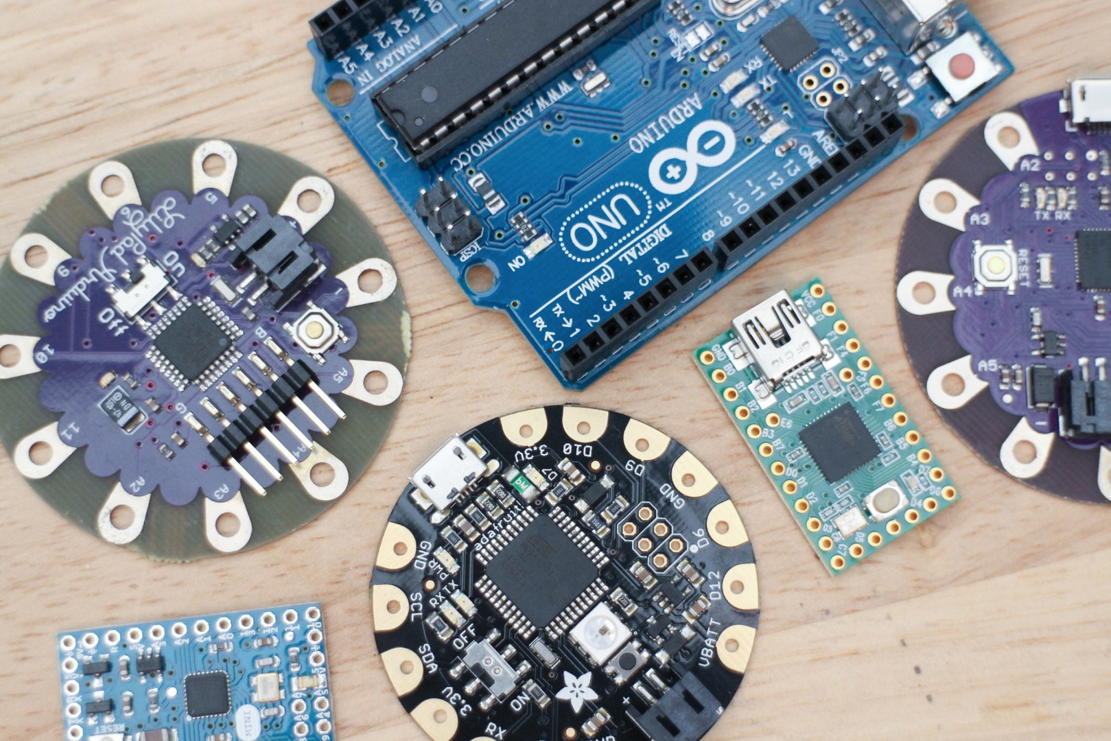 Picture of Choosing a Microcontroller
