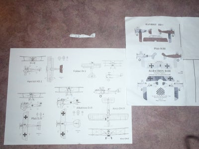 Finding Plans and Diagrams