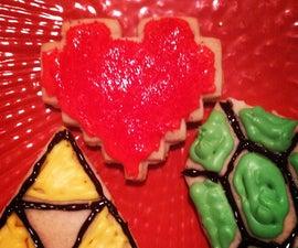 Legend of Zelda Valentine's Activities