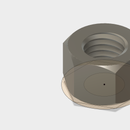 How to Chamfer a Nut in Fusion 360