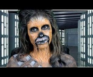 Star Wars Chewbacca/Wookiee Make-up