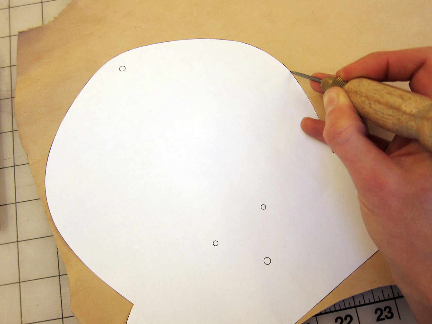 Picture of Cut Out Pattern
