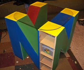 Nintendo End Table ( N-End Table)