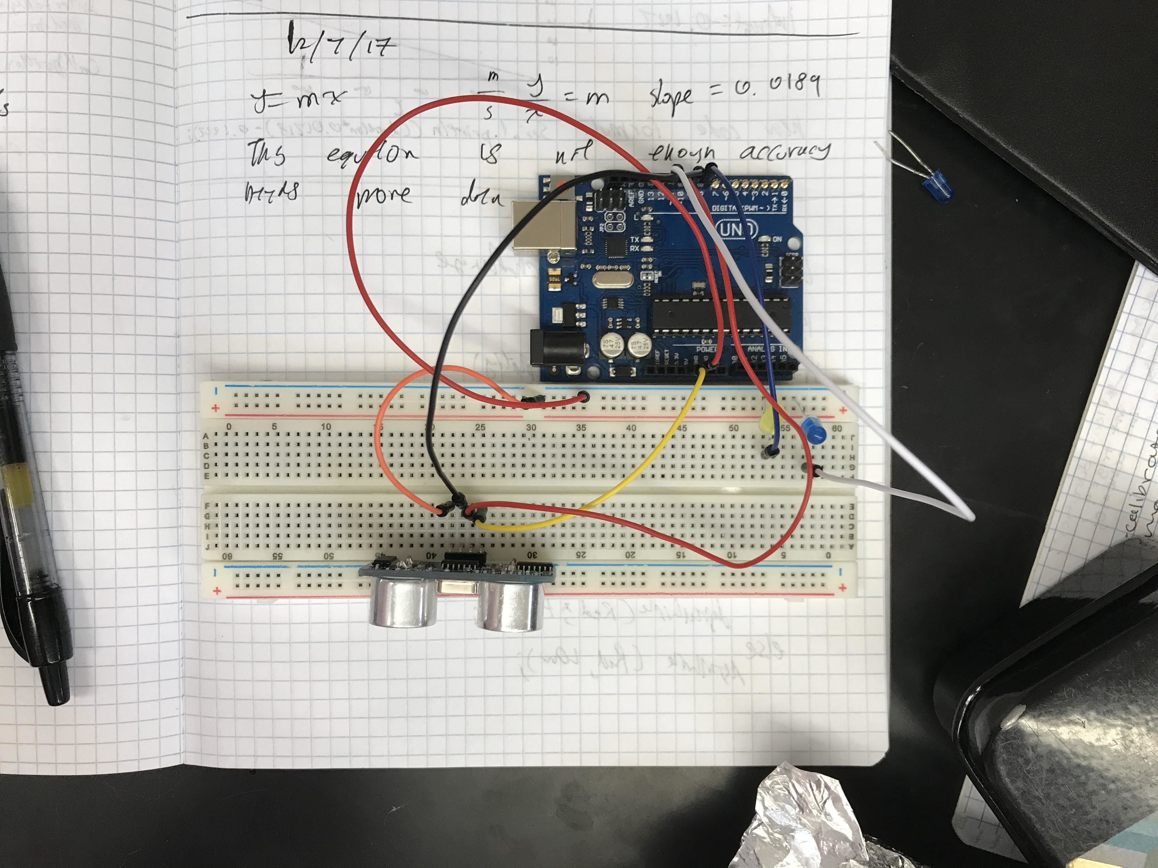 Picture of Step 2: Assemble Arduino Board