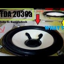 How to Make TDA2030 Amplifier- HiFi AMP