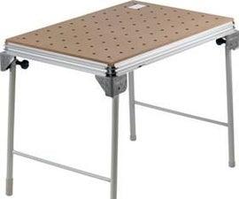 Festool MFT Mutlifunction Table : Make Your Own