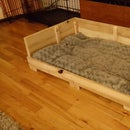 Pallet Dog Bed From Scratch