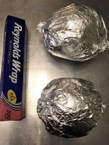 Start Balling Your Tin Foil