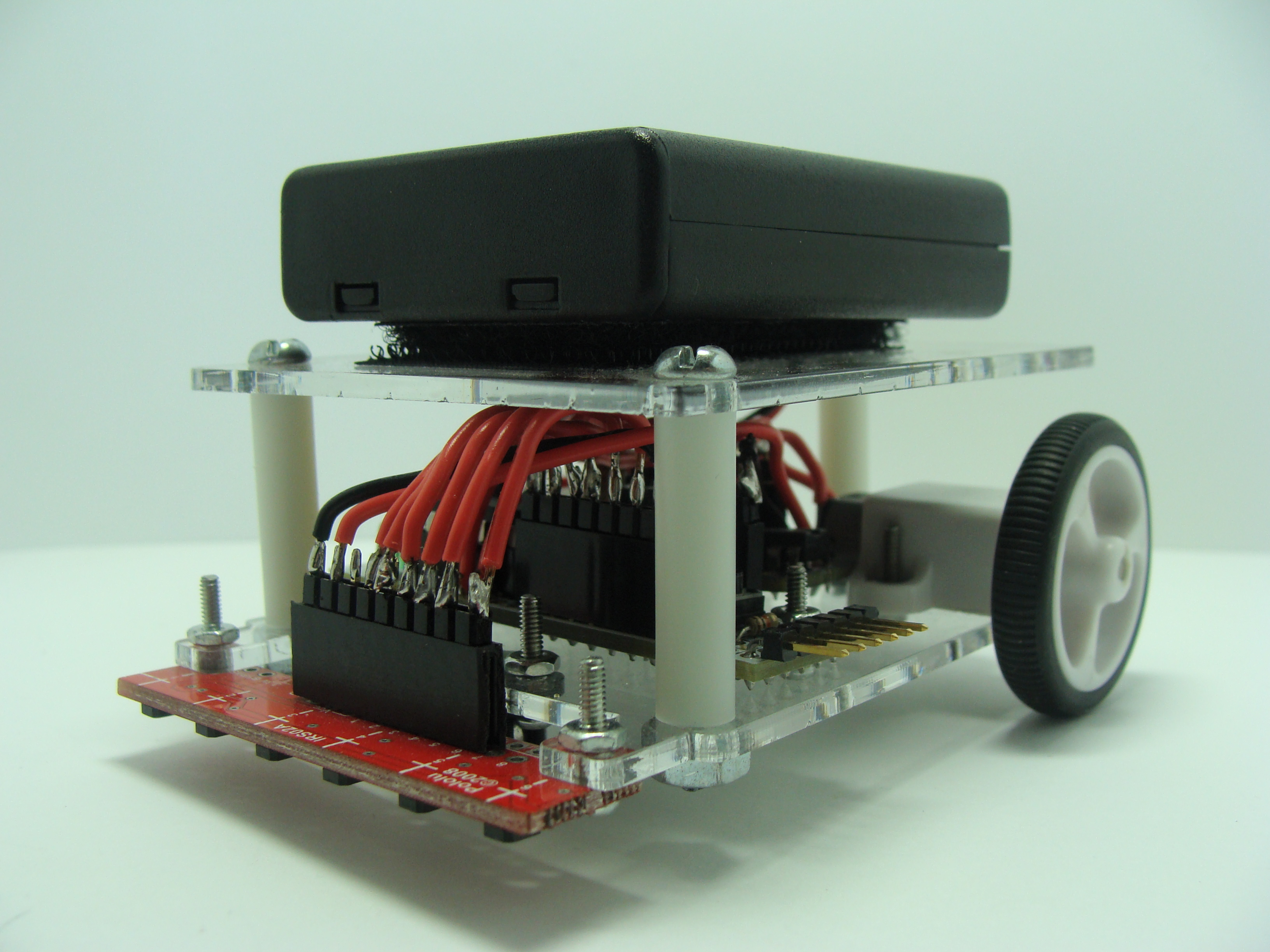 Maze Solving Robot: 13 Steps (with Pictures)