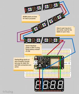 Code & Circuit Diagram