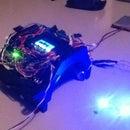 Real Pipboy / IronMan : Wearable Heater + Runner Utility Light