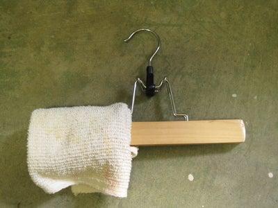 Protecting Slack Hanger