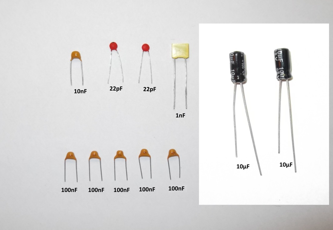 Picture of Passive Components